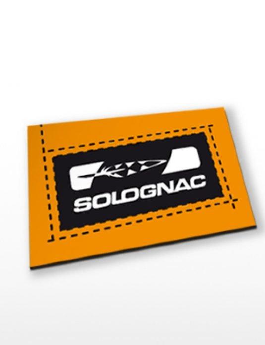 magnets publicitaire rectangle 30x50mm
